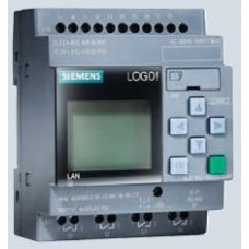 LOGO 24v PLC PRE-PROGRAMMED for PUMP / FAN / AC DUTY/FAULT C/O