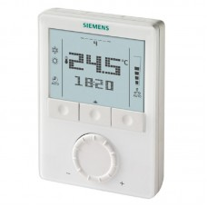 RDG160T SIEMENS 24v THERMOSTAT WITH TIME SWITCH