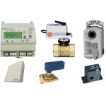 Water cooled A/C accessory controls  -click to see parts & costs-
